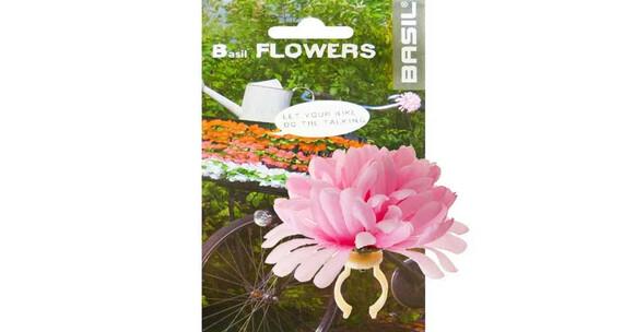 Basil Flower Dahlia für Lenker und Rahmen Light Rose